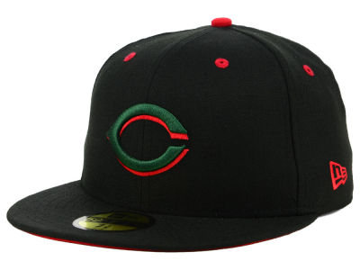 Cincinnati Reds New Era MLB Italian 59FIFTY Cap