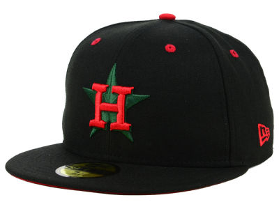 Houston Astros New Era MLB Italian 59FIFTY Cap