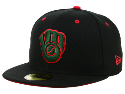 Milwaukee Brewers New Era MLB Italian 59FIFTY Cap