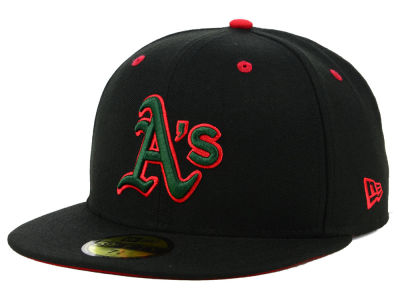 Oakland Athletics New Era MLB Italian 59FIFTY Cap