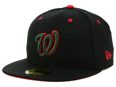 Washington Nationals New Era MLB Italian 59FIFTY Cap