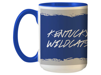 Kentucky Wildcats State of Mind 15oz Mug