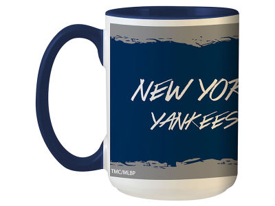 New York Yankees State of Mind 15oz Mug