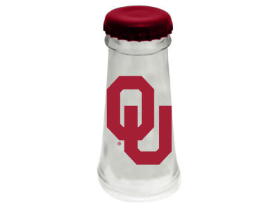 Oklahoma Sooners 2oz Bottle Cap Collector Glass