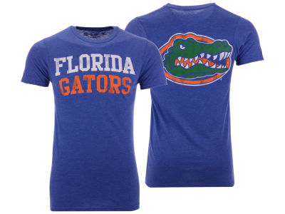 Florida Gators The Victory NCAA Men's Team Stacked Dual Blend T-Shirt