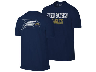 Georgia Southern Eagles The Victory NCAA Men's Team Stacked Dual Blend T-Shirt