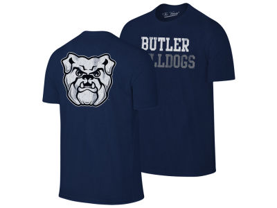 Butler Bulldogs The Victory NCAA Men's Team Stacked Dual Blend T-Shirt