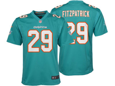Miami Dolphins Minkah Fitzpatrick Nike NFL Youth Game Jersey