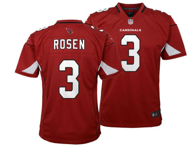 Arizona Cardinals Josh Rosen Nike NFL Youth Game Jersey