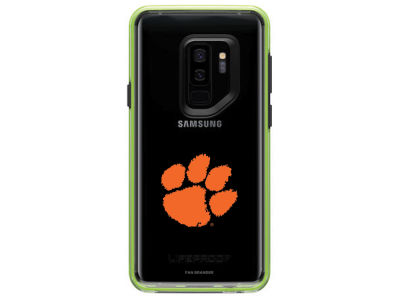 Clemson Tigers LifeProof Galaxy S9 Plus LifeProof Slam Case