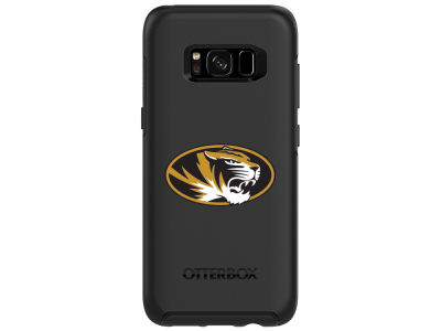 Missouri Tigers OtterBox Galaxy S8 Otterbox Symmetry Case V