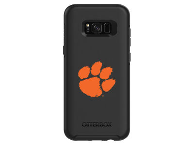 Clemson Tigers OtterBox Galaxy S8+ Otterbox Symmetry Case