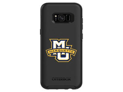 Marquette Golden Eagles OtterBox Galaxy S8+ Otterbox Symmetry Case