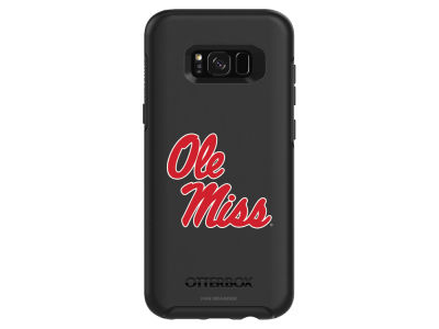 Ole Miss Rebels OtterBox Galaxy S8+ Otterbox Symmetry Case