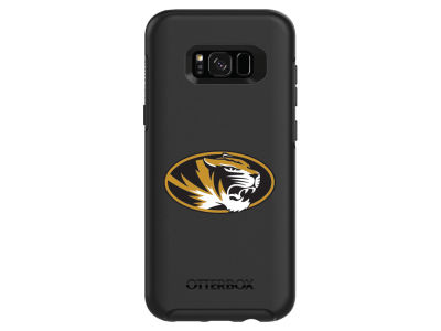 Missouri Tigers OtterBox Galaxy S8+ Otterbox Symmetry Case