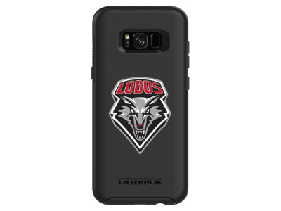 New Mexico Lobos OtterBox Galaxy S8+ Otterbox Symmetry Case