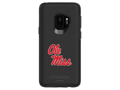Ole Miss Rebels OtterBox Galaxy S9 Otterbox Symmetry Case