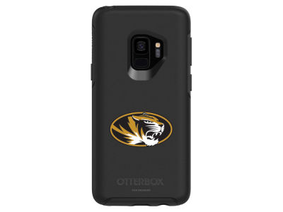 Missouri Tigers OtterBox Galaxy S9 Otterbox Symmetry Case