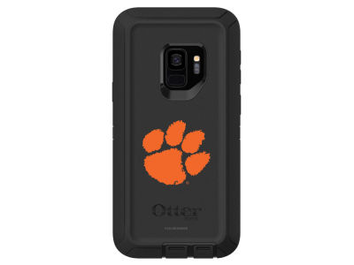 Clemson Tigers OtterBox Galaxy S9 Otterbox Defender Case