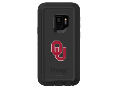 Oklahoma Sooners OtterBox Galaxy S9 Otterbox Defender Case