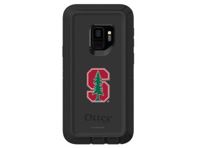 Stanford Cardinal OtterBox Galaxy S9 Otterbox Defender Case