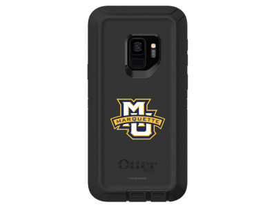 Marquette Golden Eagles OtterBox Galaxy S9 Otterbox Defender Case