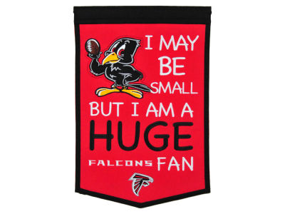 Atlanta Falcons Winning Streak Lil Fan Banner