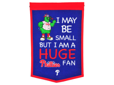 Philadelphia Phillies Winning Streak Lil Fan Banner