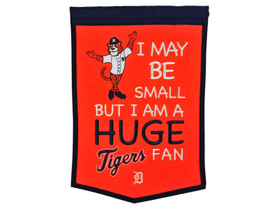 Detroit Tigers Winning Streak Lil Fan Banner