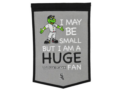 Chicago White Sox Lil Fan Banner