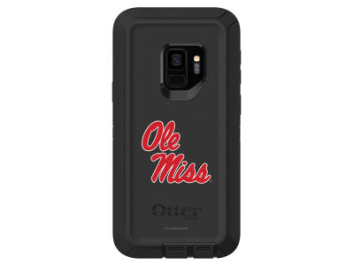 Ole Miss Rebels OtterBox Galaxy S9 Otterbox Defender Case