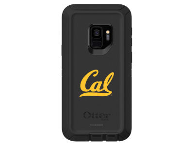 California Golden Bears OtterBox Galaxy S9 Otterbox Defender Case