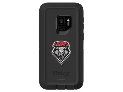 New Mexico Lobos OtterBox Galaxy S9 Otterbox Defender Case