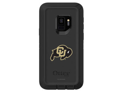 Colorado Buffaloes OtterBox Galaxy S9 Otterbox Defender Case