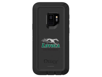 Loyola Greyhounds OtterBox Galaxy S9 Otterbox Defender Case