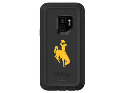 Wyoming Cowboys OtterBox Galaxy S9 Otterbox Defender Case
