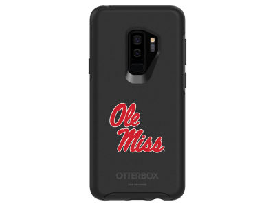 Ole Miss Rebels OtterBox Galaxy S9 Plus Otterbox Symmetry Case