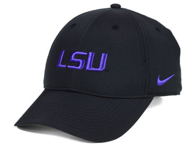 LSU Tigers Nike NCAA Dri-Fit Adjustable Cap