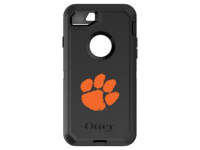 Clemson Tigers OtterBox iPhone 8/7 Otterbox Defender Case