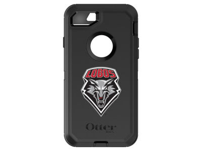 New Mexico Lobos OtterBox iPhone 8/7 Otterbox Defender Case