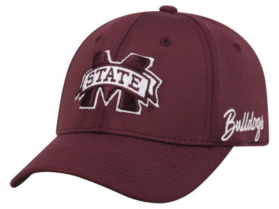 Mississippi State Bulldogs Top of the World NCAA Phenom Flex Cap