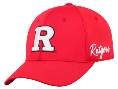 Rutgers Scarlet Knights Top of the World NCAA Phenom Flex Cap