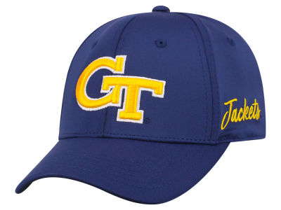 hot sale online 3a588 d9968 ... where can i buy georgia tech top of the world ncaa phenom flex cap  954a6 119e6