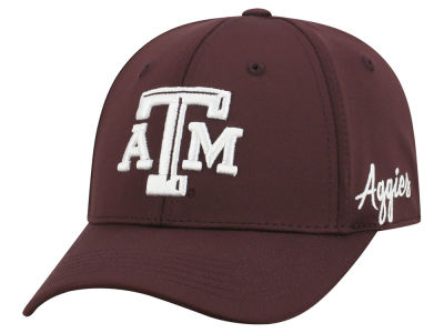 Texas A&M Aggies Top of the World NCAA Phenom Flex Cap