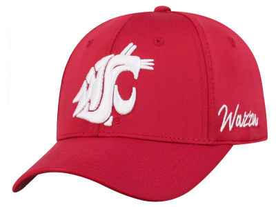 Washington State Cougars Top of the World NCAA Phenom Flex Cap
