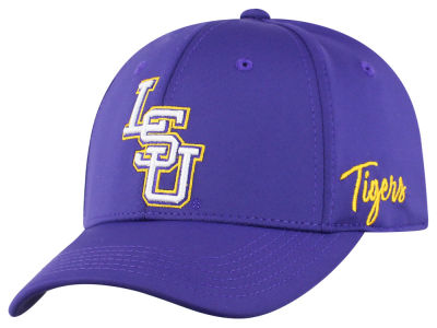 LSU Tigers Top of the World NCAA Phenom Flex Cap