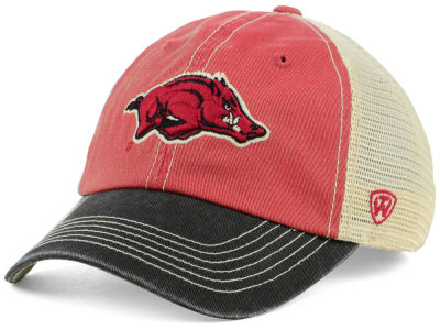 Arkansas Razorbacks Top of the World NCAA Offroad Adjustable Cap