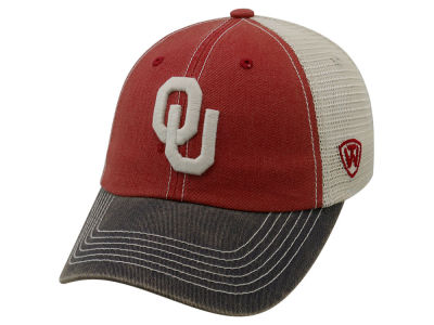 Oklahoma Sooners Top of the World NCAA Offroad Adjustable Cap