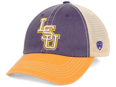 LSU Tigers Top of the World NCAA Offroad Adjustable Cap