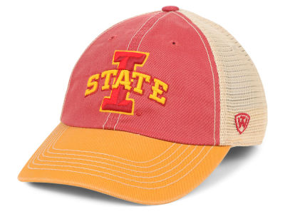 Iowa State Cyclones Top of the World NCAA Offroad Adjustable Cap